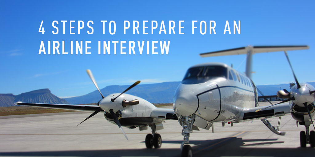 How to prepare for an airline interview