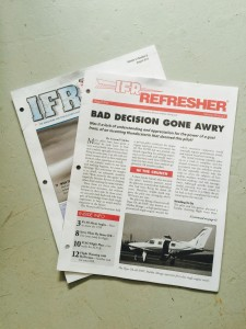 IFR Refresher