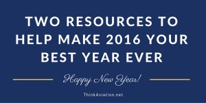 Two Resources to Help Make 2016 Your Best Year Ever