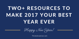 2+ Resources to Make 2017 Your Best Year Ever
