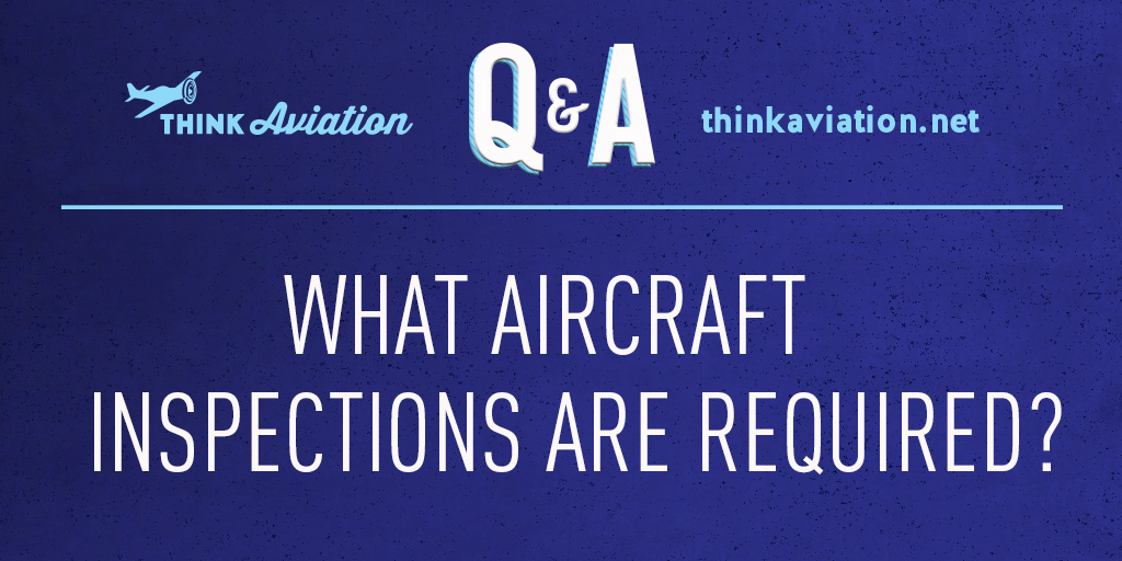 Aircraft-insepctions