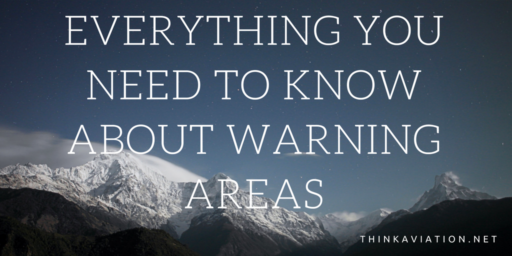 What is a Warning Area?