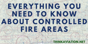 What are controlled fire areas
