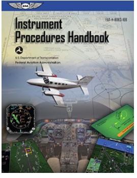 Top 5 Aviation Books: Instrument Procedures Handbook