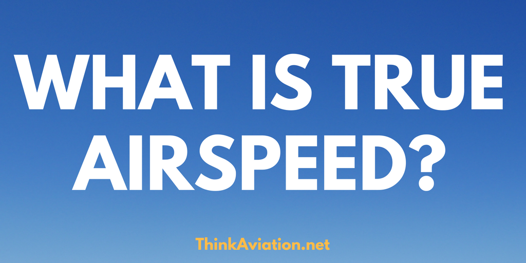 How to find true airspeed